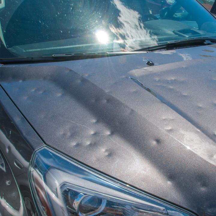 Auto Hail Damage