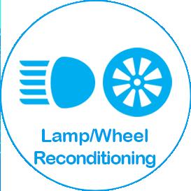 Lamp & Wheel Restoration