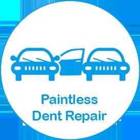 Paintless Dent Repair Icon